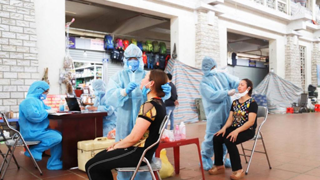 Lào Cai ghi nhận 1.800 F1, F2 của bệnh nhân 2998 đi du lịch Sa Pa