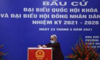 Việt Nam đã bầu đủ 500 đại biểu Quốc hội khóa XV