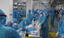 Bắc Giang: 28 nhân viên y tế mắc COVID-19 trong Khu điều trị bệnh nhân