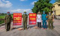 Bắc Giang: Giãn cách xã hội huyện có hơn 300 ca COVID-19