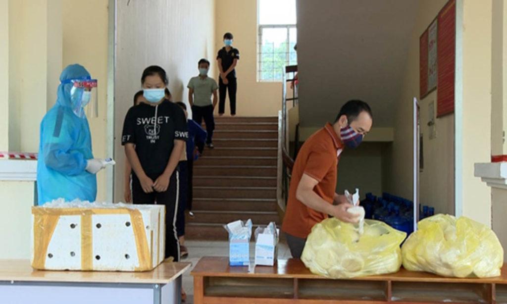 Lạng Sơn giãn cách xã hội toàn bộ huyện Hữu Lũng