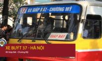Hà Nội tìm gấp người đi tuyến buýt 37 liên quan ca COVID-19