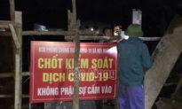 Giãn cách xã hội toàn bộ TP. Bắc Giang