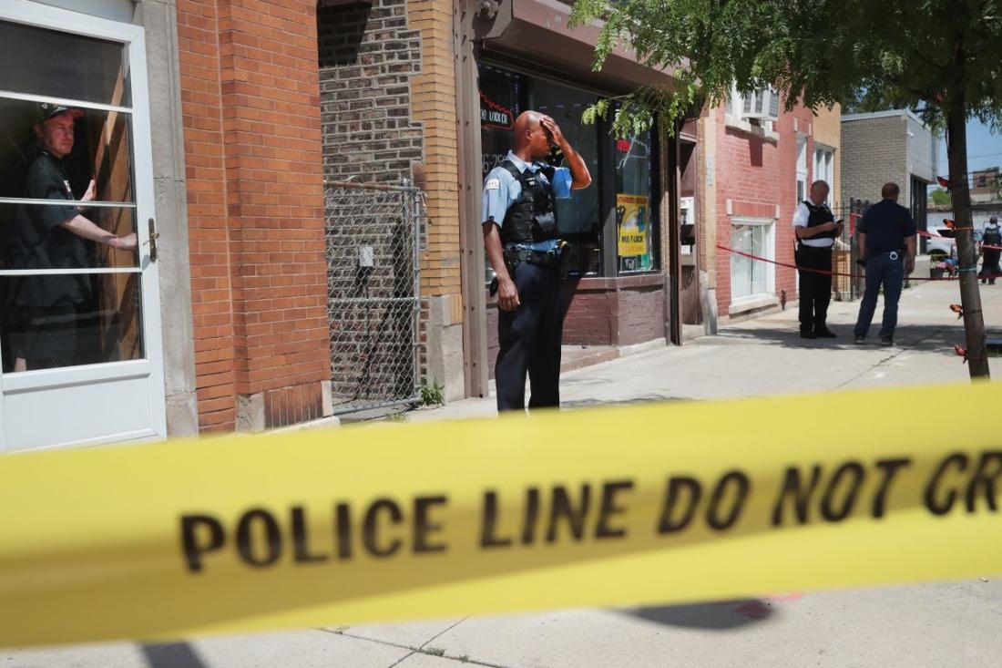 Tội phạm bạo lực ở Mỹ ngày càng gia tăng, nhưng liệu ông Biden có thể giải quyết?