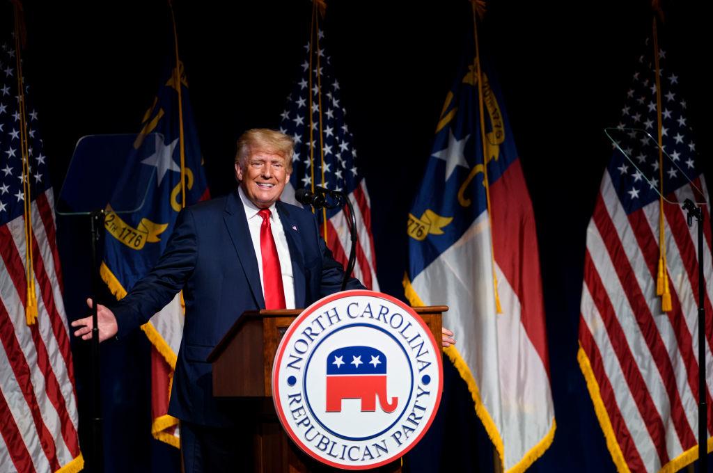 Cựu TT Trump: Còn 'quá sớm' để nói liệu ông Pence có cùng tranh cử vào năm 2024