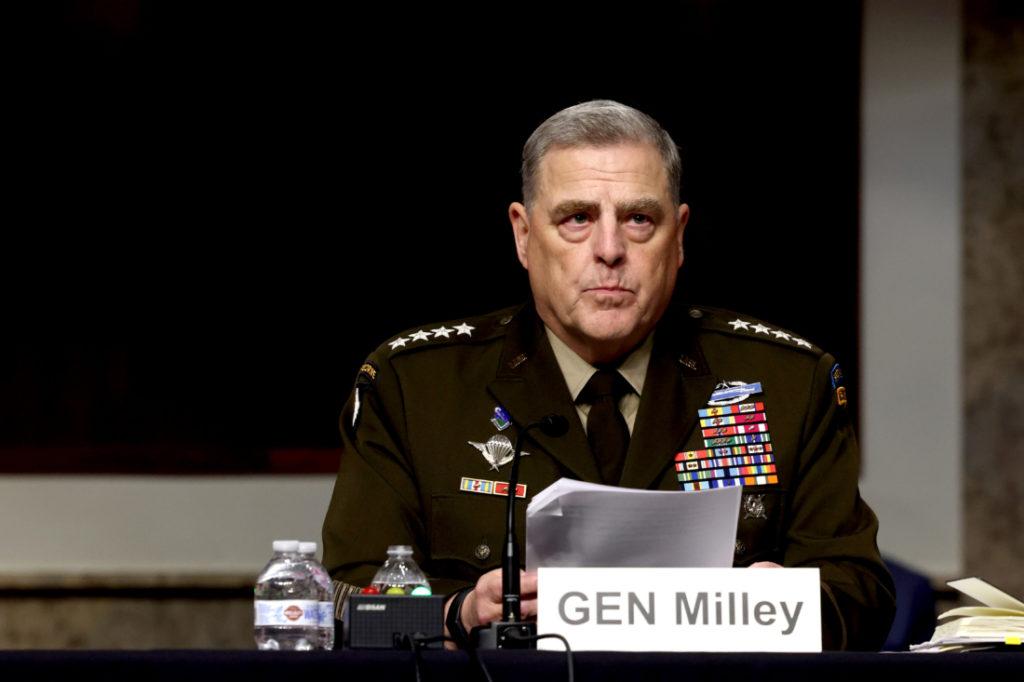 Tướng Mỹ cấp cao cảnh báo: ĐCS Trung Quốc gia tăng quân sự 'nghiêm trọng và bền vững'