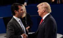 Con trai cựu TT Trump phản hồi thông tin cha mình sẽ tranh cử vào Quốc hội Mỹ