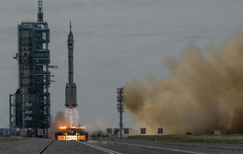 Chương trình không gian của Trung Quốc có thể đe dọa Mỹ nếu nổ ra chiến tranh không gian