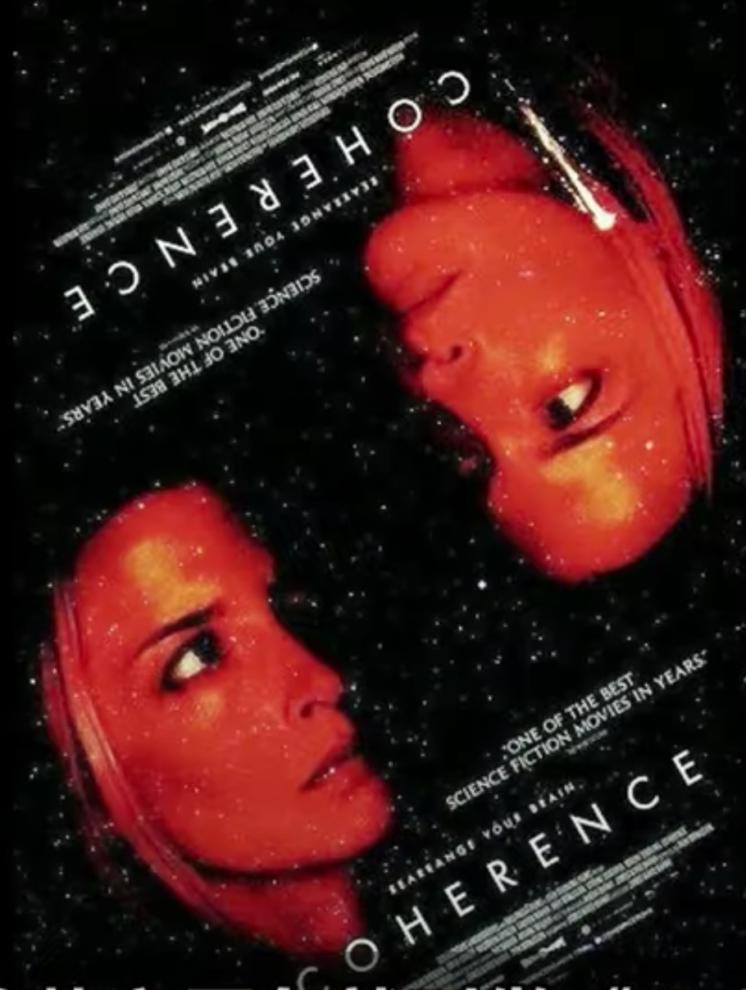 """Bộ phim khoa học viễn tưởng """"Coherence"""" (Nguồn ảnh: chụp màn hình video)"""