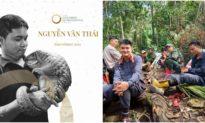 Người giải cứu tê tê ở Việt Nam được trao giải 'Nobel Môi trường' danh giá