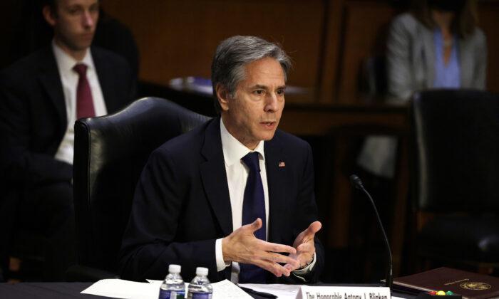 Ngoại trưởng Mỹ lo ngại về kho hạt nhân phát triển chóng vánh của ĐCS Trung Quốc