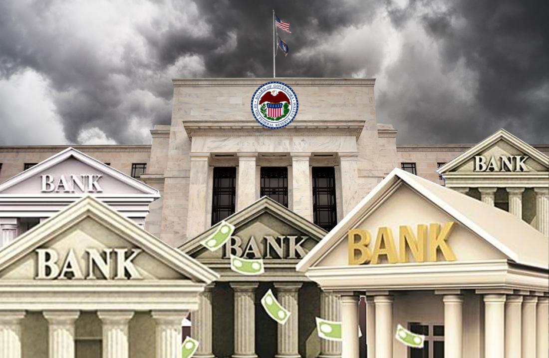 NHTW các nước và siêu ngân hàng thương mại phản ứng như thế nào trước tuyên bố của Fed?