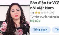 Báo điện tử VOV bị tấn công sau 2 bài viết về bà Nguyễn Phương Hằng