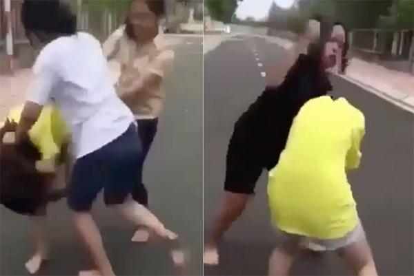 Nữ sinh lớp 7 bị nhóm bạn đánh 'hội đồng'