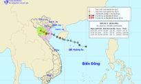 Bão số 2 tiếp tục gây mưa lớn ở đồng bằng Bắc Bộ và Bắc Trung Bộ