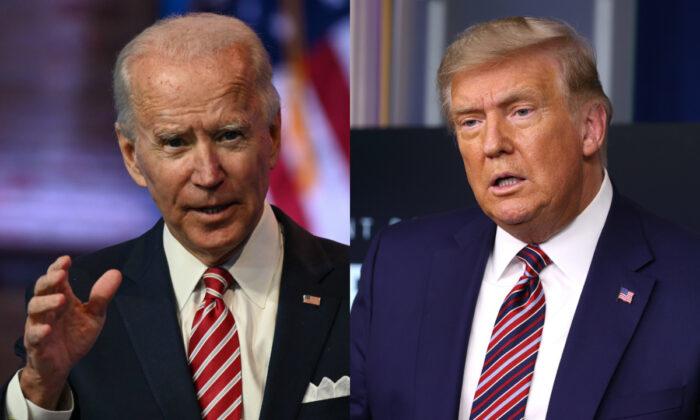 Khảo sát: 41% người Mỹ tin Biden gian lận để thắng cử, 30% người đảng Cộng hòa tin ông Trump sẽ được phục chức