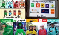 Mua bán 'thời Covid': Đơn hàng online tăng đột biến, shipper 'chạy đơn không kịp ăn'
