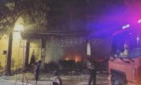 Cháy phòng trà Fill ở TP. Vinh trong đêm: 6 người tử vong