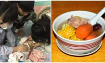 Bé gái 1 tuổi vỡ bụng vì mẹ cho ăn thức ăn này