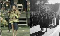 Đại gia đình Sở Cứu hỏa: Cha thiệt mạng trong vụ nổ súng, hàng trăm đồng nghiệp 'thay mặt' dự lễ tốt nghiệp con gái anh