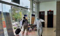 Nhập cảnh từ Campuchia vào Việt Nam, 3 người trong 1 gia đình mắc COVID-19