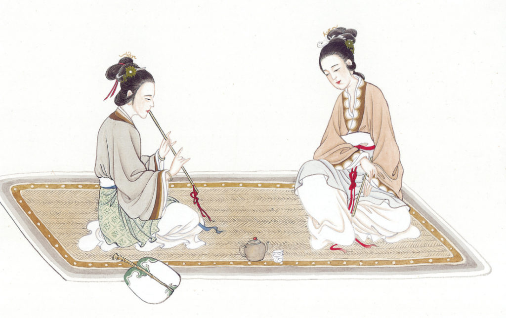 Chu thất tam mẫu – Ba người mẹ của nhà Chu
