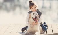 Viết thư cho chú chó đã mất trên 'thiên đường', bé gái nhận được 'hồi âm' bất ngờ