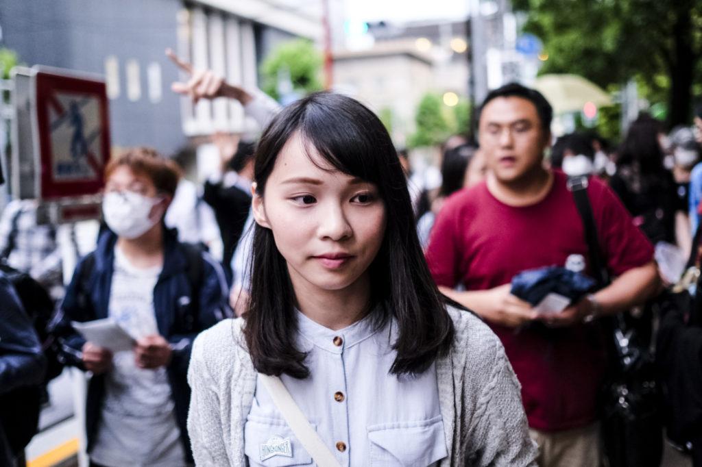 Hong Kong: Nhà hoạt động Chu Đình được ra tù