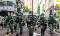 Hong Kong bắt đầu kỷ nguyên cảnh sát cai trị thành phố