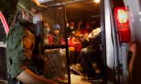 Mỹ: Khủng hoảng biên giới chạm mức tồi tệ nhất trong lịch sử, số người bị bắt giữ tăng 674%