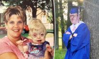 Được dự đoán không sống quá 18 tháng, cậu bé mắc chứng rối loạn hiếm gặp đã tốt nghiệp trung học