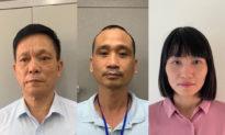 Khởi tố cựu Giám đốc Cty Xuất khẩu lao động hàng hải Vinallines