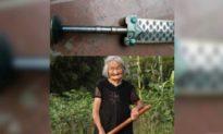 Bảo kiếm 2.000 tuổi bị dùng nhầm thành 'dao' sử dụng việc nhà