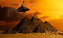 3000 năm trước Ai Cập đã có máy bay trực thăng, có phải do người ngoài hành tinh để lại?
