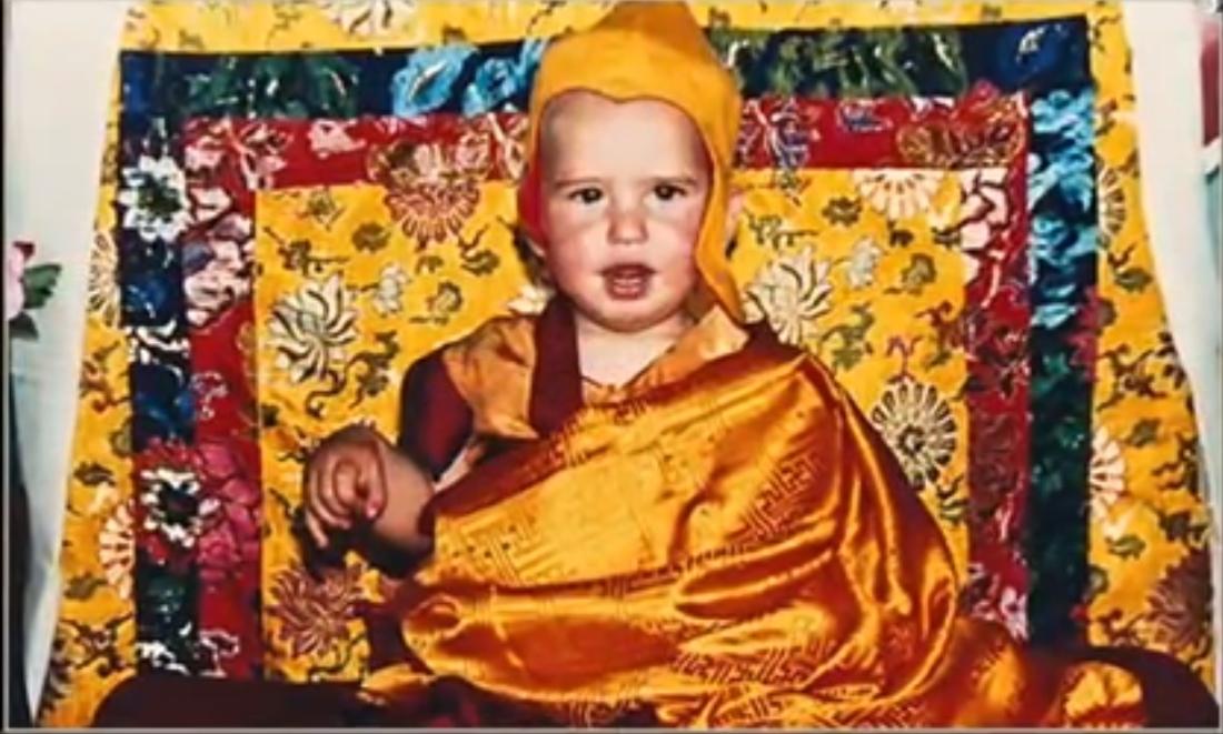 Hiện tượng bí ẩn Tây Tạng: Linh đồng chuyển sinh