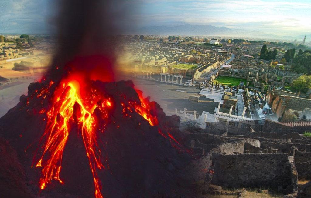 Thành phố cổ đại Pompeii xa hoa mê loạn cùng cực bị phá hủy trong nháy mắt [Radio]