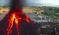 Thành phố cổ đại Pompeii xa hoa mê loạn cùng cực bị phá hủy trong nháy mắt