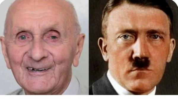 """""""Quá mệt mỏi khi phải lẩn trốn trong 70 năm"""", cụ ông 128 tuổi tự xưng là Hitler"""