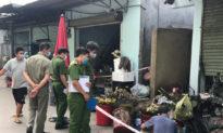 Khởi tố kẻ phóng hỏa đốt vợ chồng người bán hoa ở TP. Thủ Đức