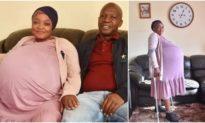 Sinh 10 đứa trẻ cùng một lúc, một phụ nữ Nam Phi xác lập kỷ lục thế giới mới
