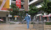 Nhân viên Bệnh viện Đa khoa Đức Giang ở Hà Nội dương tính với Covid-19
