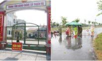 Hà Tĩnh: Phong tỏa trụ sở xã, ra thông báo khẩn tìm người