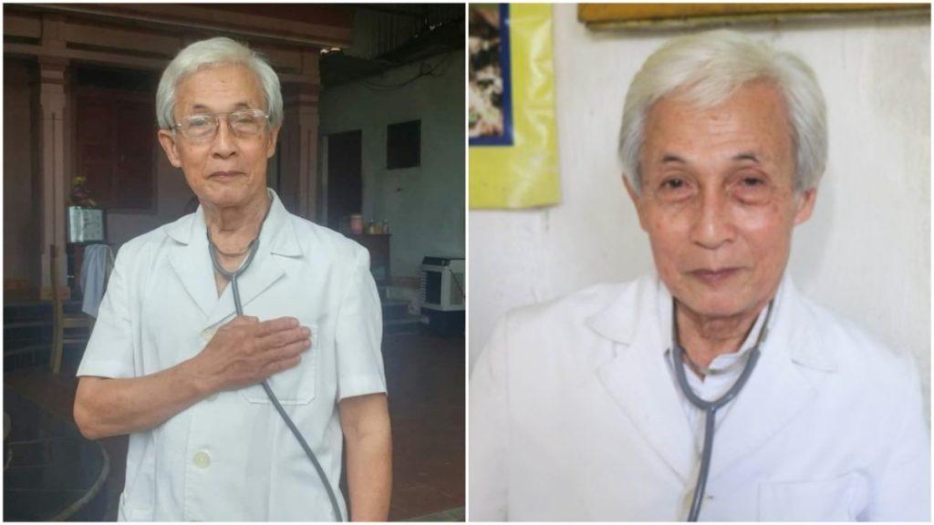 Vị bác sĩ 78 tuổi 'tinh thần minh mẫn, thể lực an khang' làm đơn xin vào tâm dịch Bắc Giang cứu người