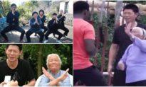 Bà lão 98 tuổi là cao thủ kungfu, luyện võ từ năm lên 4