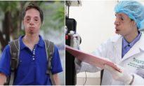 Nhà khoa học 'không tai' Phạm Đức Chinh: 'Hãy xem tôi là người bình thường, đừng nghĩ tôi là người khuyết tật vươn lên'