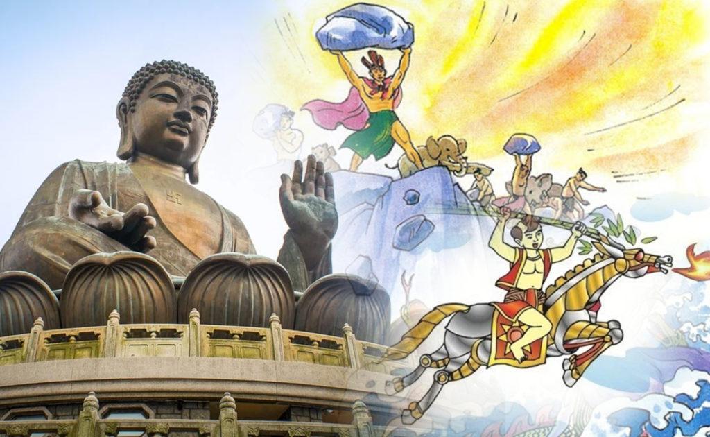 Từ góc độ Phật gia nhìn lại tứ bất tử ở Việt Nam