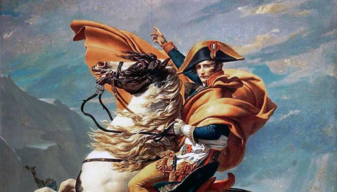 Não Napoleon xuất hiện microchip, thời trẻ ông đã bị người ngoài hành tinh cấy vào?