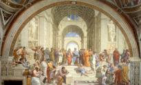 """Sự tri ân đối với các nhà tư tưởng phương Tây vĩ đại nhất: """"Trường học Athens"""""""