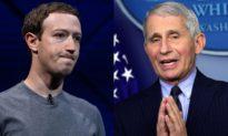Đảng Cộng hòa tại Hạ viện yêu cầu Facebook cung cấp tất cả nội dung đã trao đổi với ông Fauci liên quan đến COVID-19