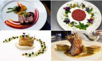 Nhà hàng sang trọng thường phục vụ 'phần ăn bé tí' trên những chiếc đĩa 'siêu to', tại sao?